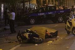 Vụ thanh sắt rơi làm chết người đi đường: Ai chịu trách nhiệm?