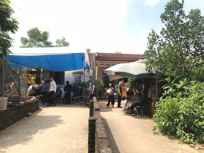 Khởi tố bị can chém 3 người một gia đình tử vong ở Thái Nguyên