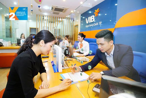Nhân đôi lãi suất khi gửi tiền tại VIB