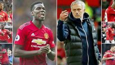 Phòng thay đồ MU chia bè phái sau căng thẳng Mourinho - Pogba