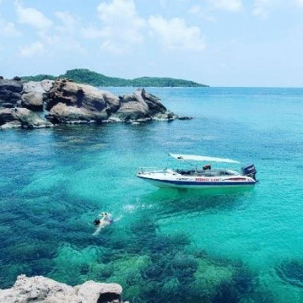 Thu tuyệt đẹp trên đảo ngọc Phú Quốc