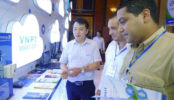 VNPT giới thiệu hàng loạt giải pháp công nghệ 4.0