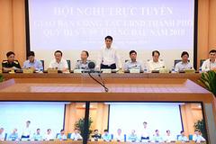 Chủ tịch Hà Nội chỉ đạo kiểm điểm trách nhiệm vụ bảo kê ở chợ Long Biên