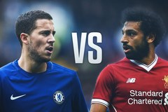 Chelsea đấu Liverpool: Ngày Hazard so tài Salah
