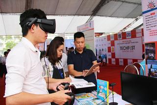 Khai mạc triển lãm kết quả nghiên cứu KH&CN đồng bằng sông Hồng