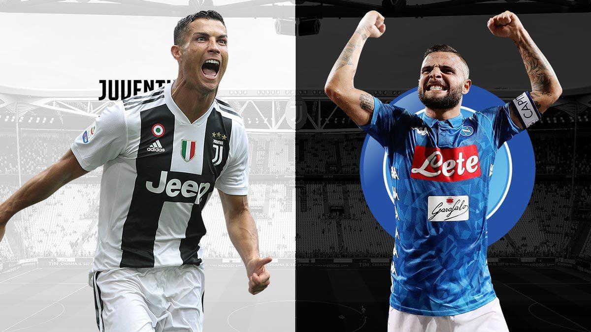 Kèo Juventus vs Napoli: Không thể cản Ronaldo!