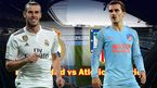 Kèo Real Madrid vs Atletico: Chủ nhà gặp khó