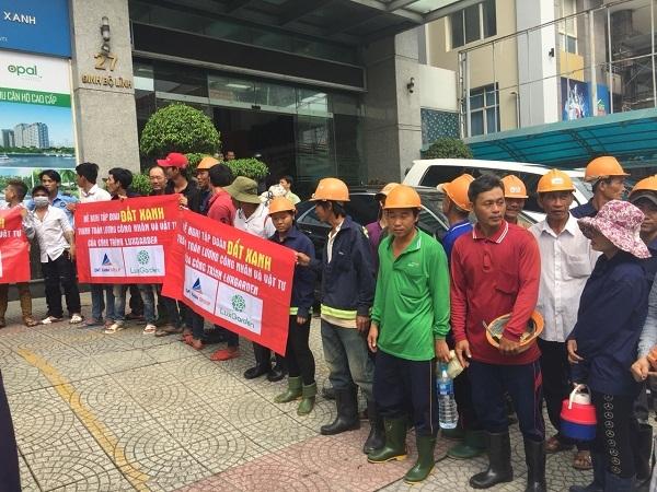 Đại gia Sài Gòn bị bao vây đòi món nợ gần 40 tỷ