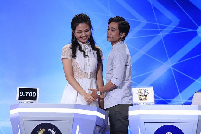 Con gái Lê Giang đang hẹn hò Á quân Cười xuyên Việt