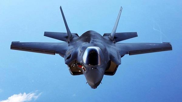 Chiến cơ tàng hình F-35 đầu tiên của Mỹ bị rơi
