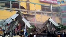 Hàng trăm người thiệt mạng vì động đất, sóng thần tại Indonesia