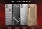"""""""Choáng ngợp"""" với chiếc iPhone Xs Max dát vàng, nạm kim cương của giới siêu giàu"""