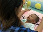 Bị sinh non vậy mà sau 3 tháng, không nhận ra con gái Khánh Thi vì bé quá dễ thương