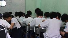 Ép học thêm sẽ bị phạt 10 triệu đồng, đánh học sinh sẽ bị phạt 30 triệu