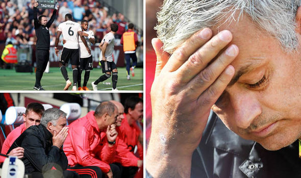MU buộc phải dứt tình Mourinho: Cuộc chia tay trong giông gió