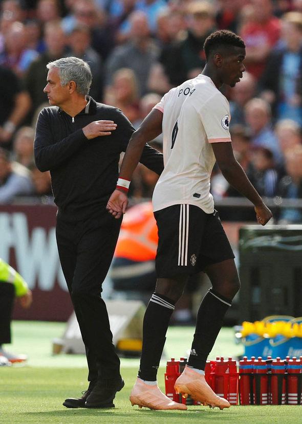 MU,Mourinho,Paul Pogba,vòng 7 Ngoại hạng Anh,MU vs West Ham