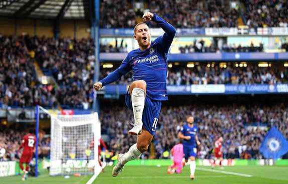 Chelsea đồng ý để Hazard sang Real Madrid