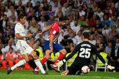 Dứt điểm kém, Real hòa không bàn thắng với Atletico