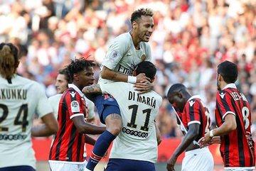 Neymar vẽ siêu phẩm, PSG thắng trận thứ 8 liên tiếp