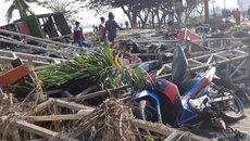 Indonesia tuyệt vọng tìm cứu các nạn nhân sóng thần