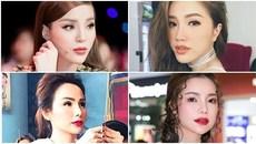 Dàn mỹ nhân từng tuyên bố 'Tôi đẹp tự nhiên' không ngờ lại sở hữu gương mặt phẫu thuật thẩm mỹ