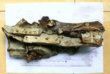 Tìm được hài cốt 2 phi công vụ máy bay rơi 47 năm trước ở Tam Đảo