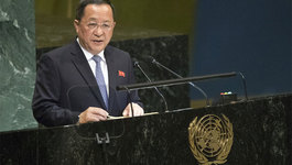 Tuyên bố thẳng thừng của Triều Tiên về giải trừ vũ khí