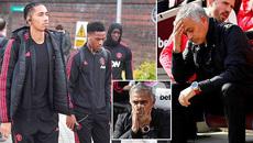 Sốt dẻo: MU sa thải Mourinho cuối tuần tới