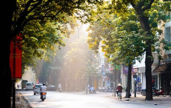 Dự báo thời tiết 1/10: Hà Nội ngày hanh khô, đêm se lạnh