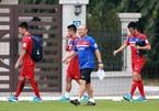 Đội tuyển Việt Nam phá sản kế hoạch giao hữu trước AFF Cup