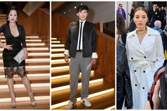 Thúy Nga khoe ngực phản cảm, Kỳ Duyên sa sút phong độ thời trang