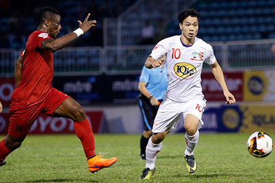Lịch thi đấu, kết quả vòng 26 Nuti Cafe V-League 2018