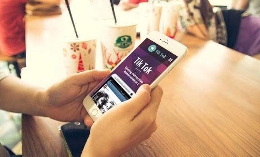 TikTok giới thiệu hình thức quảng bá thu hút khán giả số tại VIF 2018