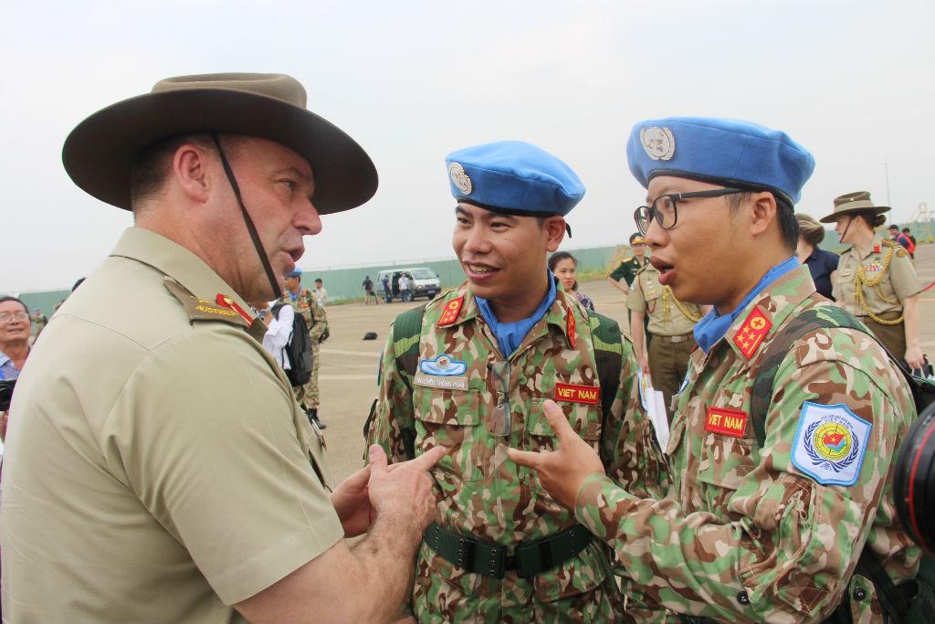 hòa bình,Liên Hợp Quốc,Nam Sudan