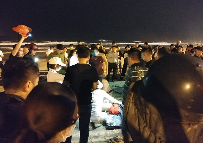 khách Trung Quốc,bãi biển,Đà Nẵng,TQ