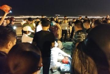 Du khách Trung Quốc tử vong khi tắm biển Đà Nẵng