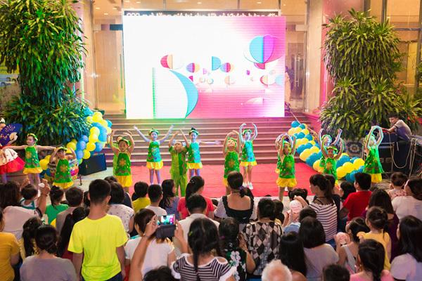 Nam A Bank mở Đêm hội trăng rằm 'Ánh trăng yêu thương'