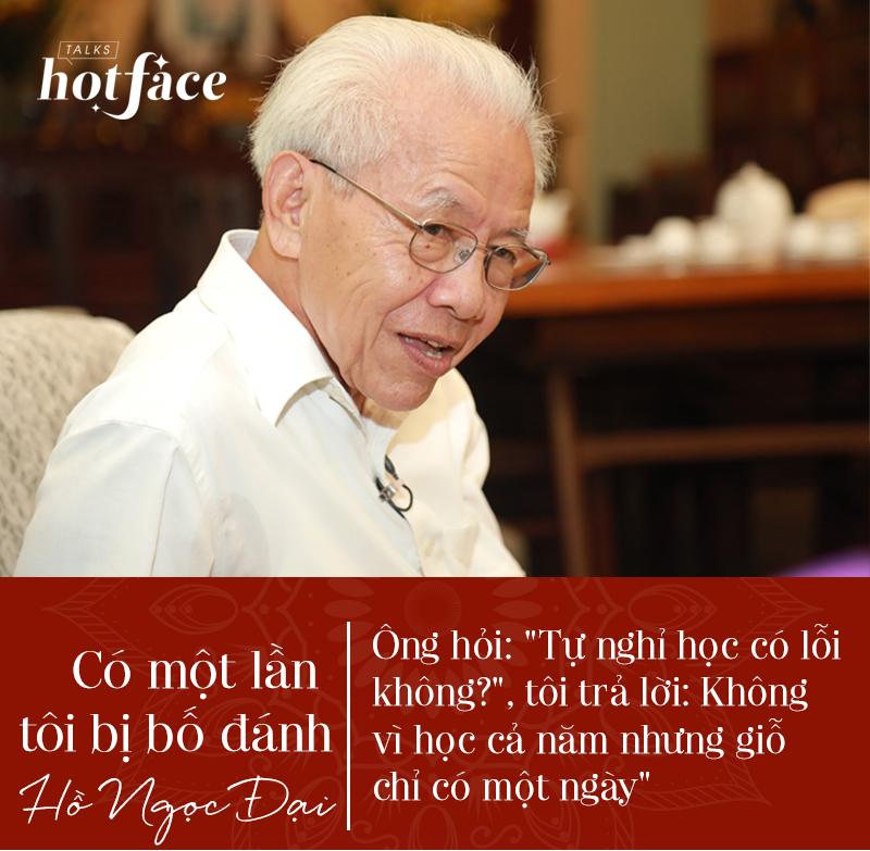 GS Hồ Ngọc Đại