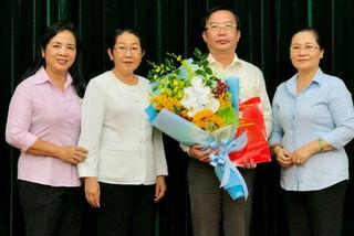 Chủ tịch quận 1 làm Chánh văn phòng Thành ủy TP.HCM