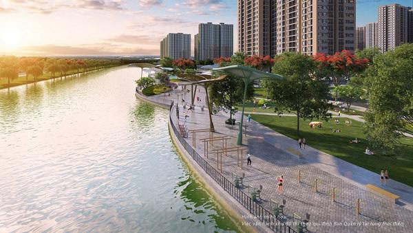 Đại đô thị VinCity - đẳng cấp Singapore và hơn thế nữa