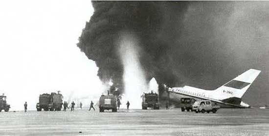 Ngày này năm xưa: Thảm kịch máy bay Trung Quốc bị không tặc