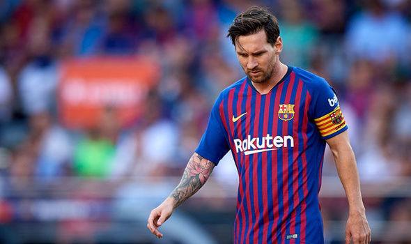 Báo động cho Barca, Messi cũng không thể giúp
