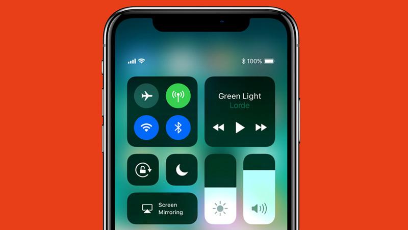 Cách xem phần trăm pin còn lại trên iPhone Xs, Xs Max và Xr