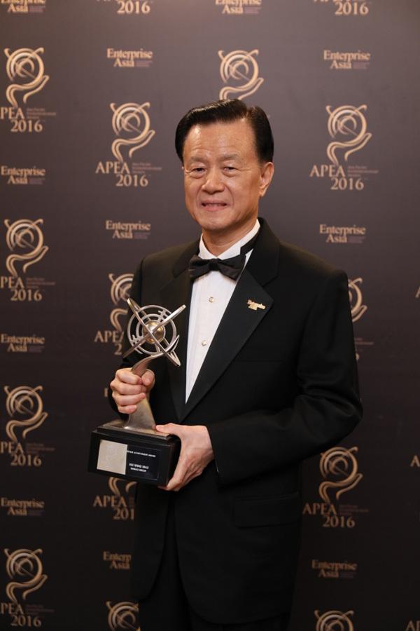 Đã mở đăng ký giải Kinh doanh Xuất sắc Châu Á 2018