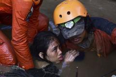 Indonesia đối mặt thảm họa kép sau động đất-sóng thần