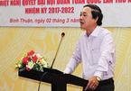 Phó Ban Tuyên giáo Tỉnh ủy làm Bí thư huyện đảo Phú Quý