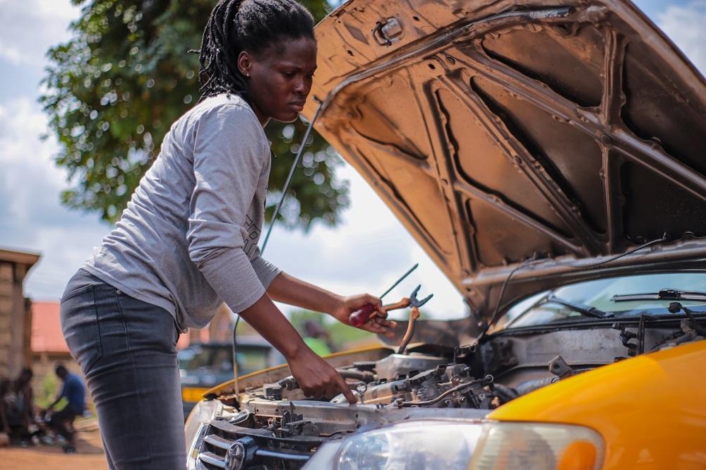 Những bức ảnh kể chuyện kỹ năng thanh niên thế giới của UNESCO