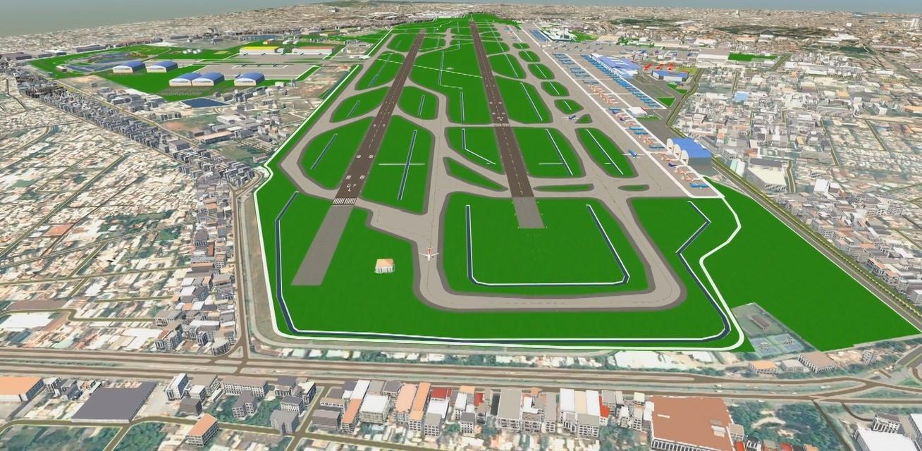 Công bố điều chỉnh quy hoạch mở rộng sân bay Tân Sơn Nhất