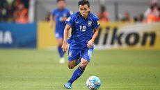 """Thái Lan triệu tập cho AFF Cup: """"Messi Thái"""" vắng mặt"""