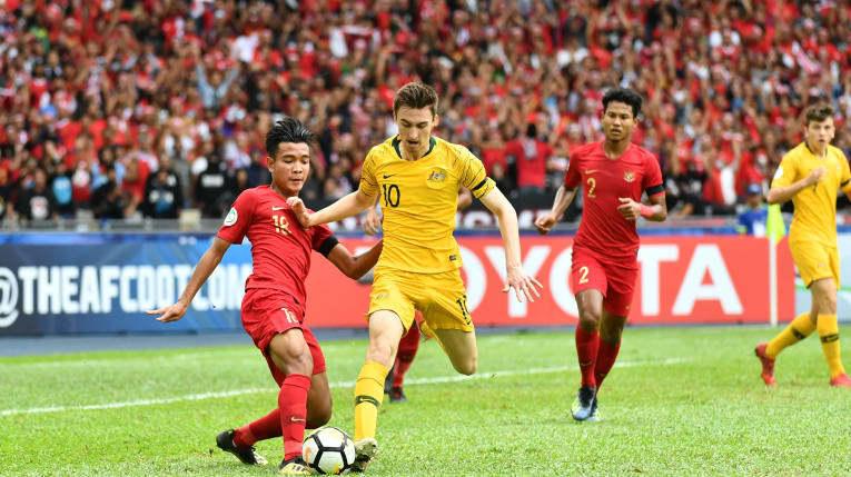 U16 Indonesia tuột vé World Cup sau màn rượt đuổi kịch tính